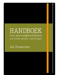 Handboek voor Aanvraagbeoordelaars